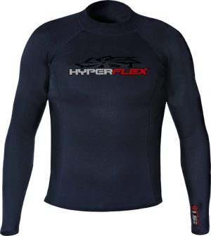 CYCLONE2 LONG SLEEVE SURF TOP