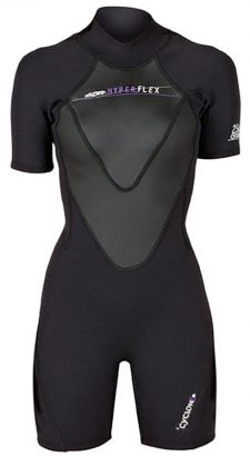 CYCLONE2 WOMEN'S SPRING SUIT