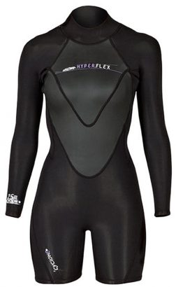 CYCLONE2 WOMEN'S LONG SLEEVE SPRING SUIT