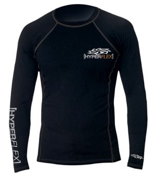 LONG SLEEVE POLYOLEFIN TOP