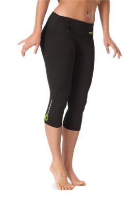 Women's Contour Capri Poly Pants